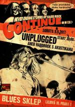 CONTINUE.... unplugged