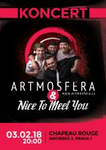 ARTMOSFÉRA + Nice To Meet You