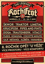 THE LEGEND ROCK FEST